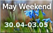 May weekend