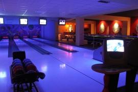 4-torowy bowling - Hotel Faltom