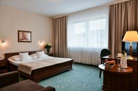 Pokój dwuosobowy - Hotel Faltom