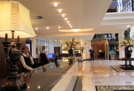 Recepcja główna - Hotel Faltom