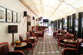 Cafe Bar dla palących - Hotel Faltom