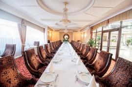 Salka boczna przy Restauracji Perłowej - Hotel Faltom
