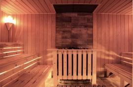 Sauna fińska - Hotel Faltom