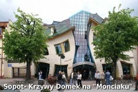Sopot - Krzywy Domek (ok. 20 km od Hotelu) - Hotel Faltom