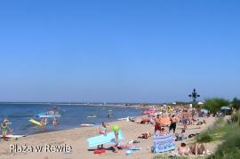 Plaża w Rewie ( 12 km od Hotelu) - Hotel Faltom