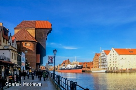 Gdańsk Motława (36 km do Hotelu) - Hotel Faltom