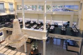 Widok z pokoju z oknem nieotwieranym  - Hotel Faltom