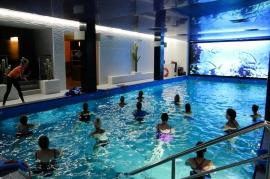 Aqua Aerobik w Aqua Centrum - Hotel Faltom