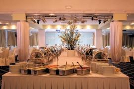 Bufet weselny - Hotel Faltom