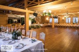 Sala weselna - Leśna Karczma Faltom - Hotel Faltom
