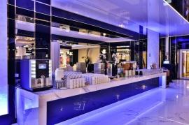 Sala Balowa - bufet kawowy  - Hotel Faltom