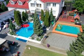 Ogród Hotelowy - Hotel Faltom