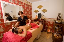 Gabinet masaży Dalekiego Wschodu - Hotel Faltom