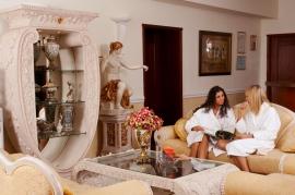 Recepcja SPA - Hotel Faltom