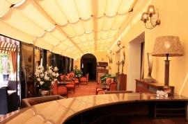 Café Bar dla palących - Hotel Faltom