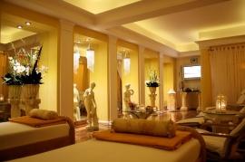 Pokój wypoczynkowy SPA - Hotel Faltom