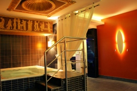 Jacuzzi - Hotel Faltom