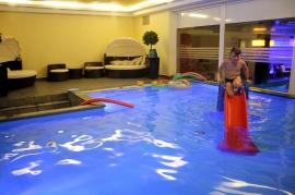Strefa wodna dla dzieci z ciepłą wodą - Hotel Faltom