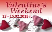 Valentne's Weekend