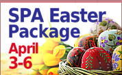 SPA Easter Package