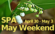 May Weekend with SPA