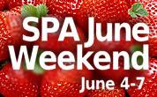 SPA June Weekend