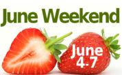 June Weekend