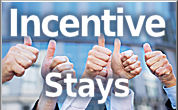 Incentive stays